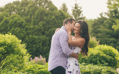 It's Worth Rising Early for Your Engagement Session