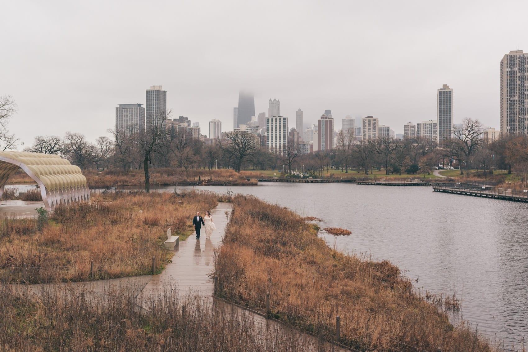 Thara Photo Chicago Engagement Wedding Photographer Lincoln Park