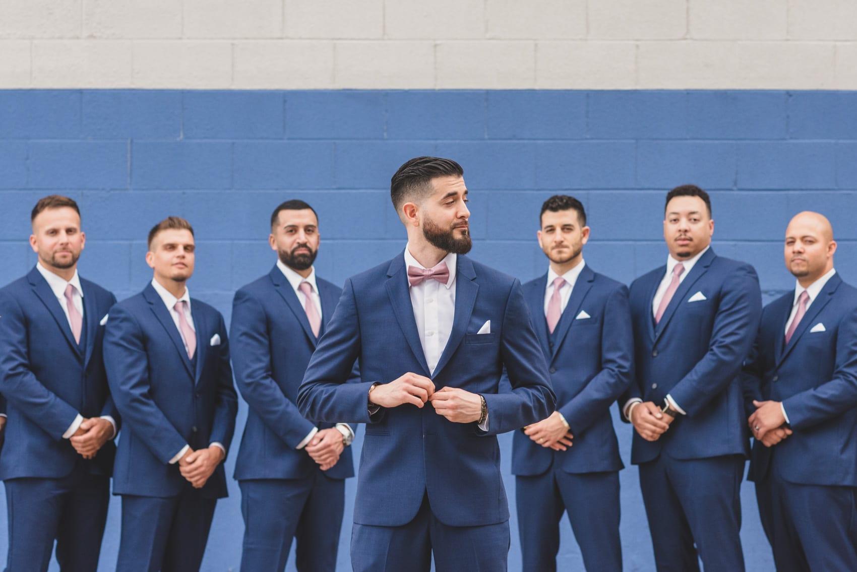 Thara Photo Chicago Engagement Wedding Photographer Fulton Market Room 1520