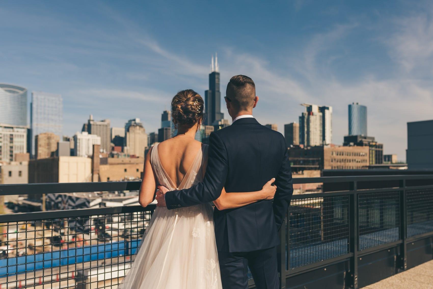 Thara Photo Chicago Engagement Wedding Photographer Ace Hotel Brique