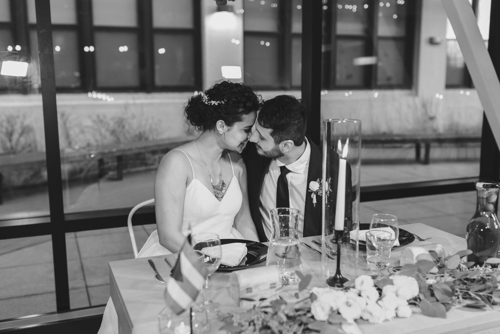 Thara Photo Chicago Engagement Wedding Photographer Greenhouse Loft