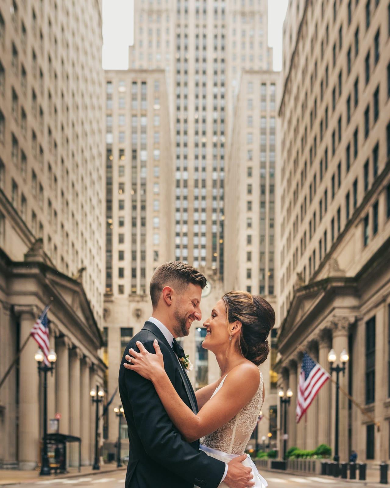 Chicago Wedding Photographer Elopement Photography Covid Illinois Thara Photo